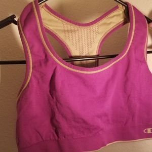 Champion reversible sports bra racerback 2 for $20